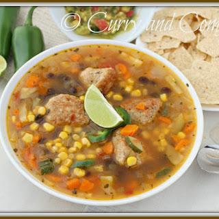 Mexican Meatball Soup (Albondigas)- Throwback Thursday.
