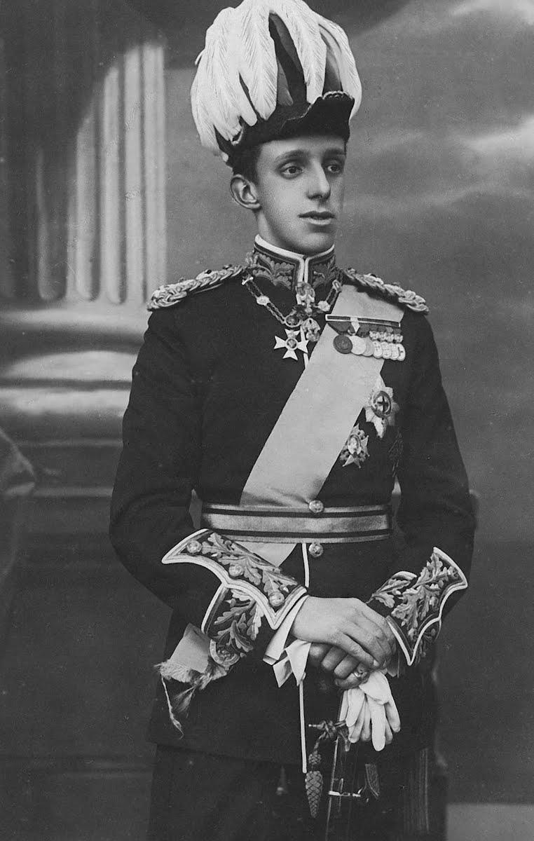 Alfonso XIII of Spain — Google Arts & Culture
