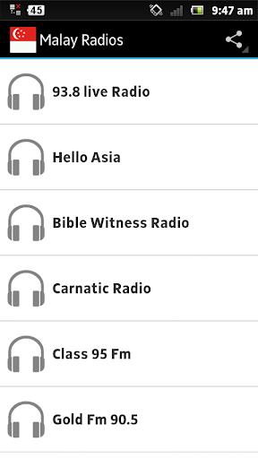 Singapura Malay Radios