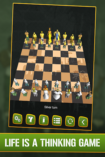 Caught Up The Urban Chess Game
