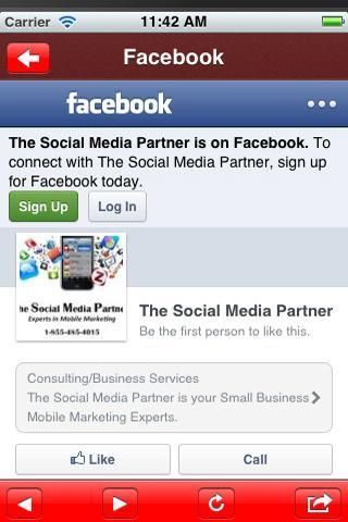 The Social Media Partner