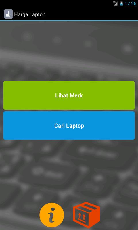 Harga Laptop- screenshot
