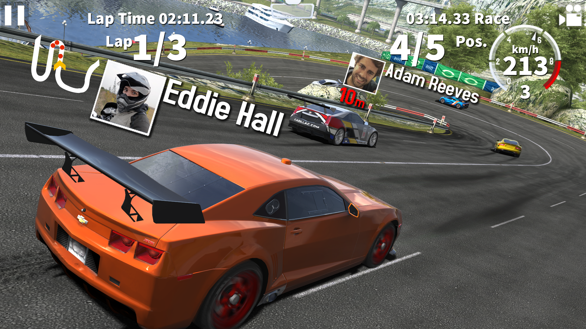 GT Racing 2: The Real Car Exp screenshot #6