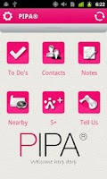 Screenshot of PIPA®