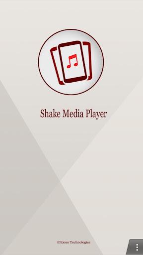 Shake Media Player