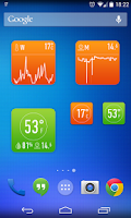 Screenshot of Smart Thermometer