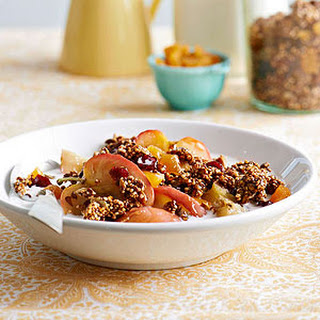 Quinoa-Pumpkin Seed Granola