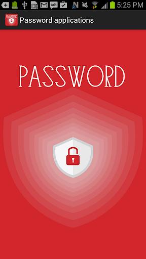 Password apps