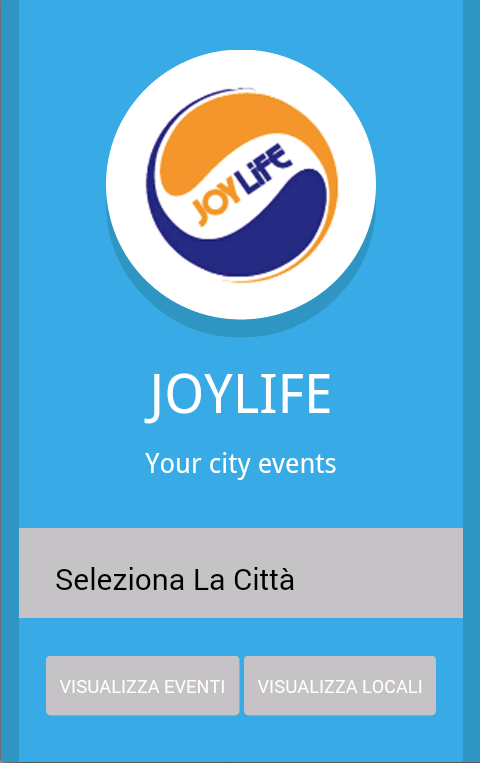 Joylife- screenshot