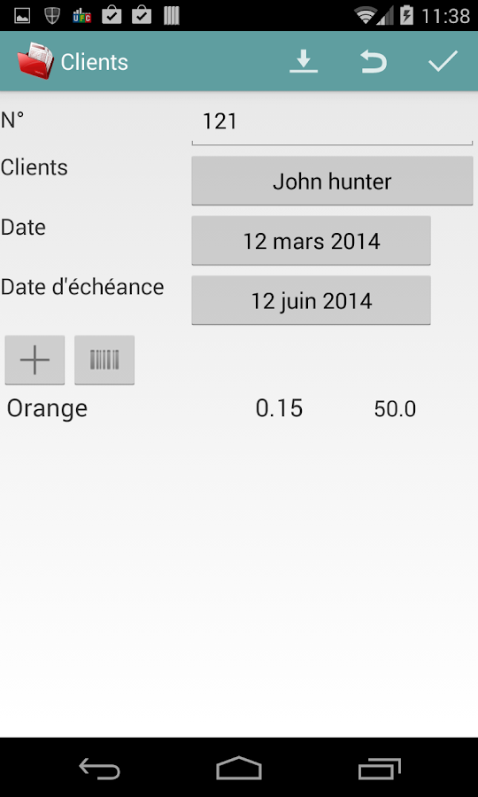 Invoice pro – Android Apps on Google Play