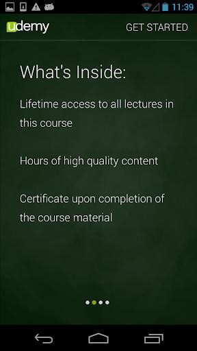 Mobile Web Course