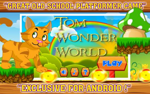 Tom Wonder World