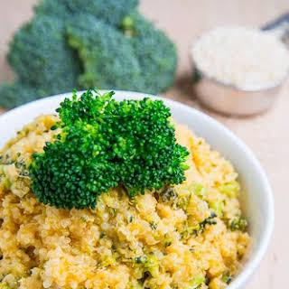 Quinoa Broccoli Recipes.