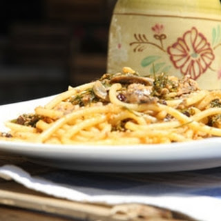 Bucatini With Sardines