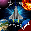 Math In Space Free icon