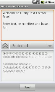 Funny Text Creator- screenshot thumbnail