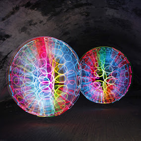 ORBS by Christopher Anderson - Abstract Light Painting