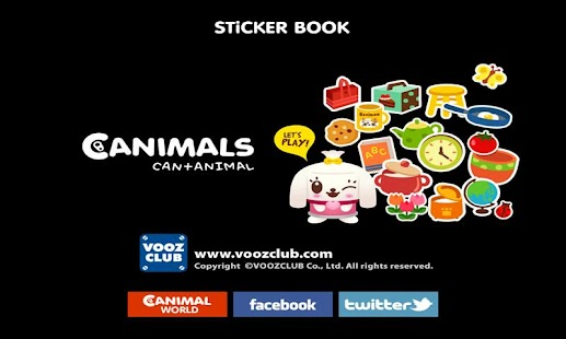 Canimals: Sticker Books - screenshot thumbnail