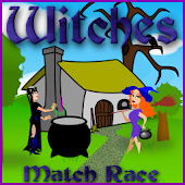 Witch Game for Kids