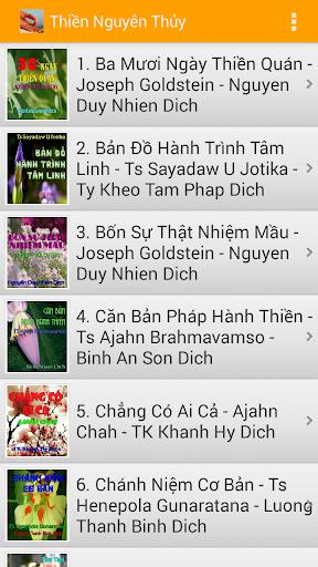 Thien Nguyen Thuy - Phat Giao