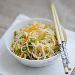 Noodles With Vegetables Recipes.