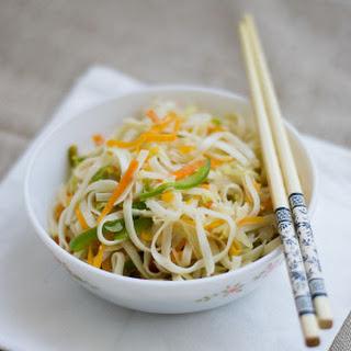 Vegetable Noodles.