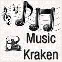 Music Kraken - free music icon