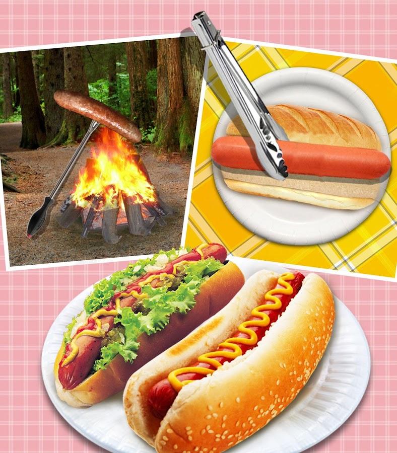hot dog maker android apps on google play. Black Bedroom Furniture Sets. Home Design Ideas