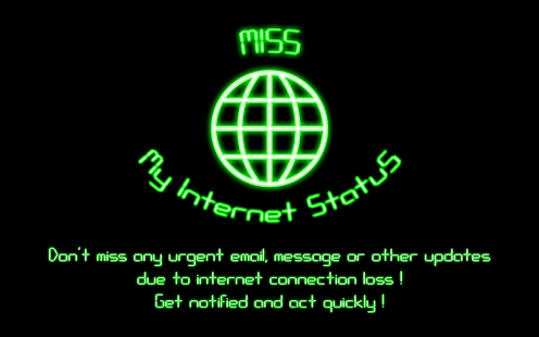 MISS - My Internet Status - screenshot thumbnail