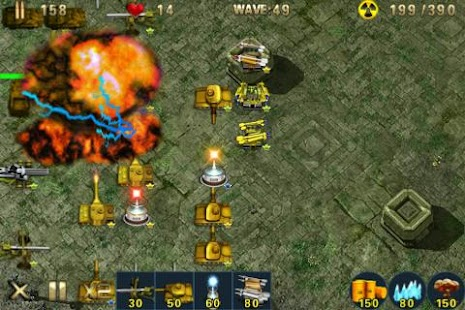 Army Defense Lite - screenshot thumbnail