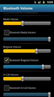 Bluetooth Volume Donate - screenshot thumbnail