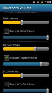 Bluetooth Volume Donate - screenshot thumbnail