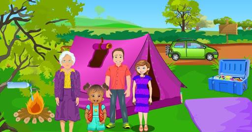 Baby Daisy Camping - Baby Game 1.0.0 screenshots 7