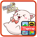 Nyan Star9 Emoticons-New icon