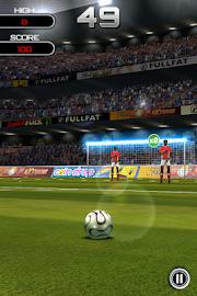 Flick Soccer! Screenshot 13