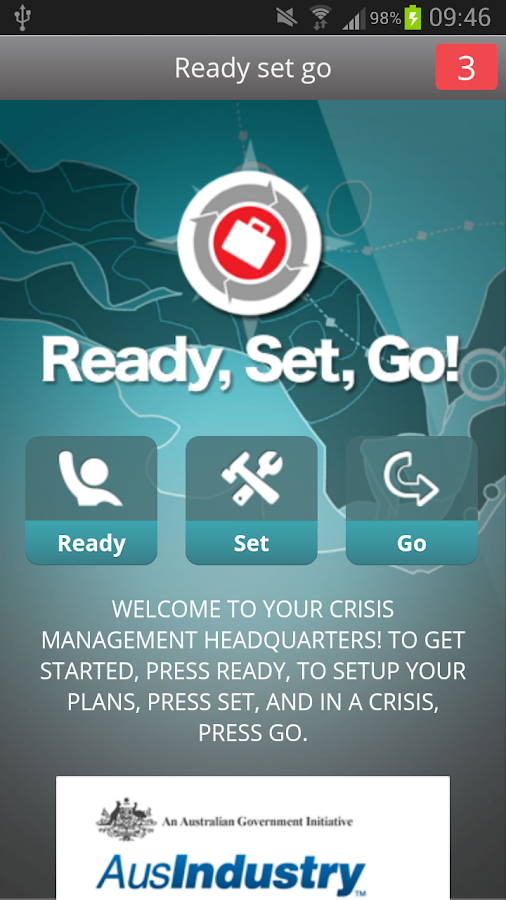 ReadySetGo- screenshot