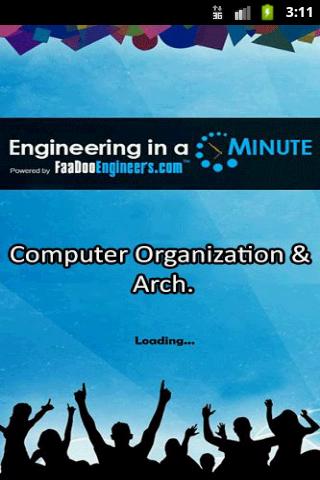 Computer Organization Arch-1