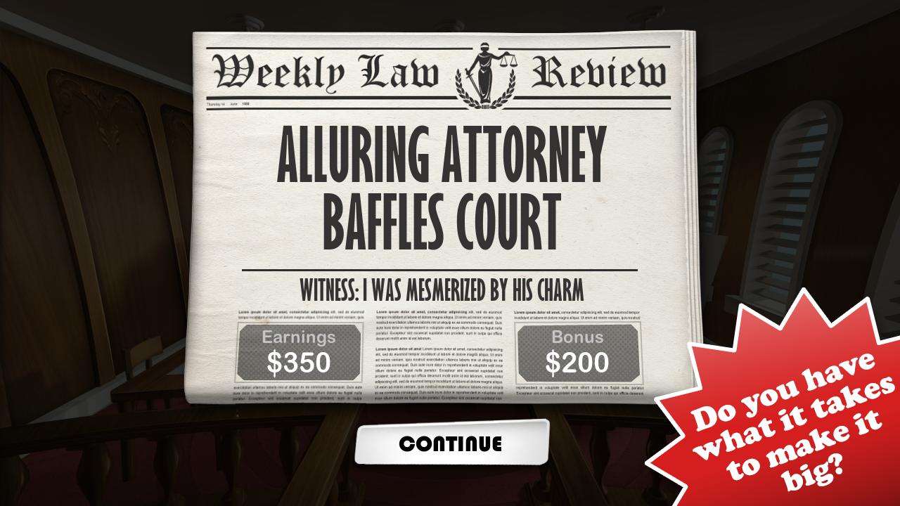 Devil's Attorney- screenshot