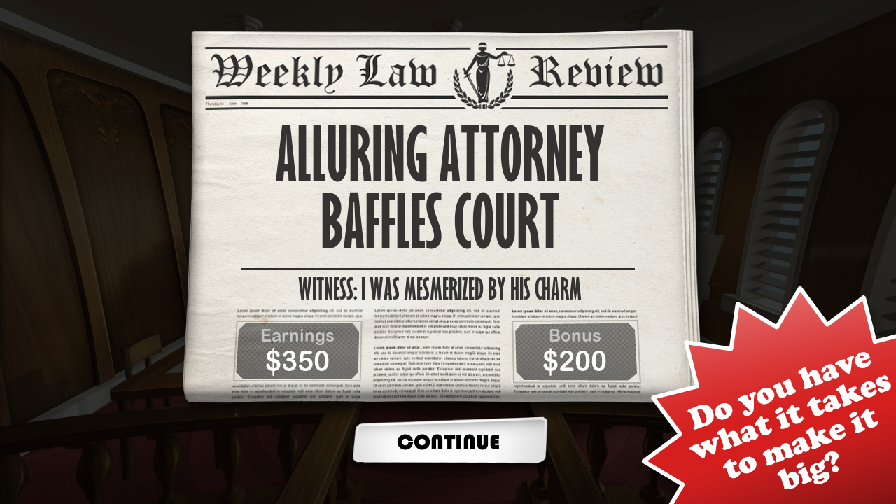 Devil's Attorney screenshot #6