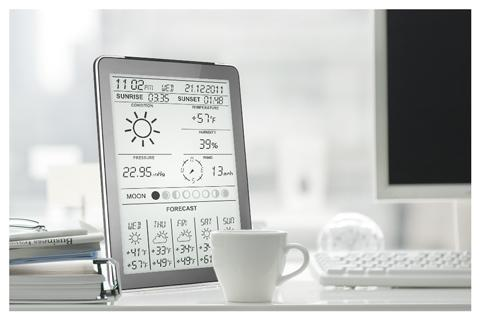 Weather Station Classic - screenshot
