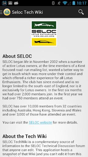 Seloc Tech Wiki
