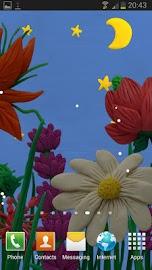 Flowers Live wallpaper HD Screenshot 5