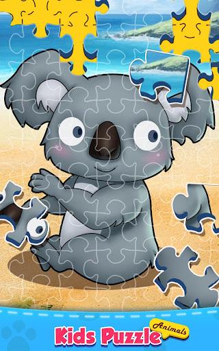 Furry Pets: Kids Jigsaw Puzzle