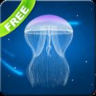 Jellyfish Live Wallpaper Free icon