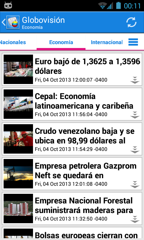 Venezuela Noticias- screenshot