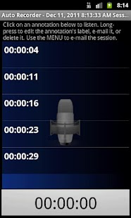 Automatic Recorder- screenshot thumbnail