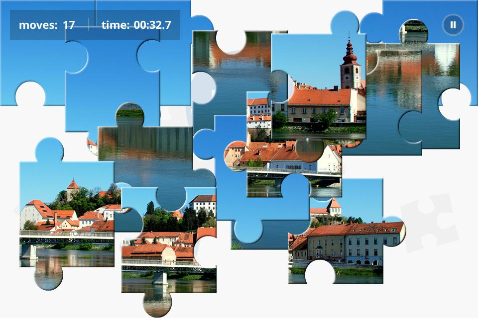 PuzzleFUN Slovenia - screenshot