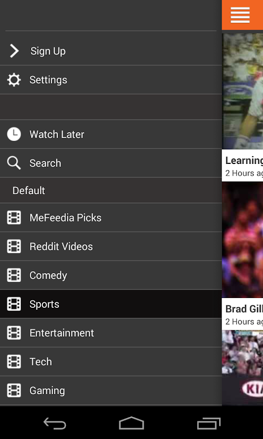 Social Video Pulse - screenshot