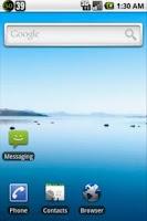 Screenshot of SecondStatus(second clock)