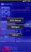 Screenshot of Auto Launcher Gps
